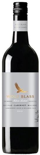 Wolf Blass Silver Label Shiraz Cabernet Malbec 2016