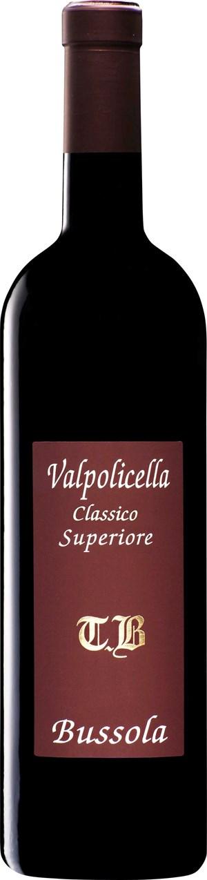 Tommaso Bussola Valpolicella Superiore Classico TB 2012