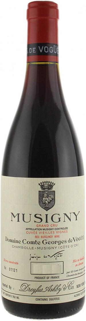 Domaine Comte Georges de Vogue Musigny Vieilles Vignes Grand Cru 2013