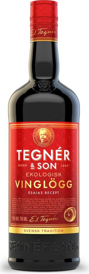 Tegnér & Son Esaias Recept Vinglögg