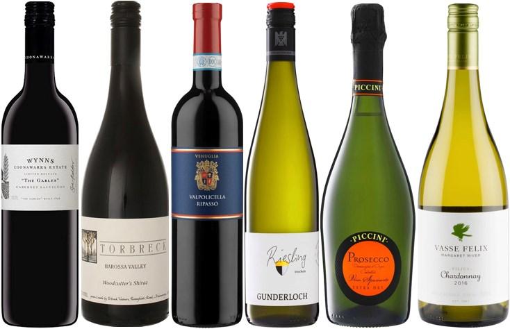 Winefinders Middagslåda