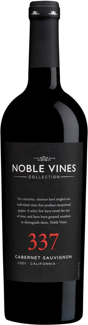 Noble Vines 337 Cabernet Sauvignon 2016