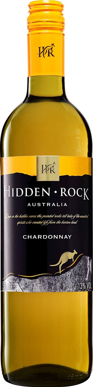 Enjoy Wines & Spirits Hidden Rock Chardonnay 2017