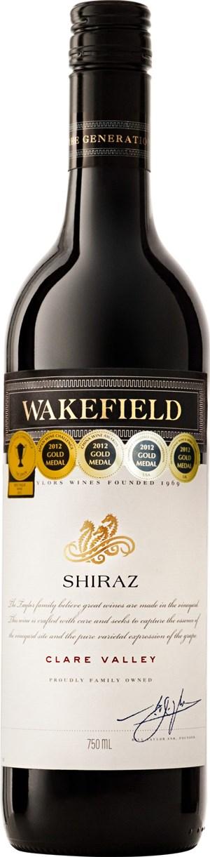 Wakefield Wines Wakefield Shiraz 2016