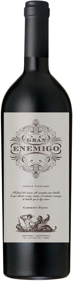 Bodega Aleanna El Gran Enemigo Single Vineyard Chacayes 2013
