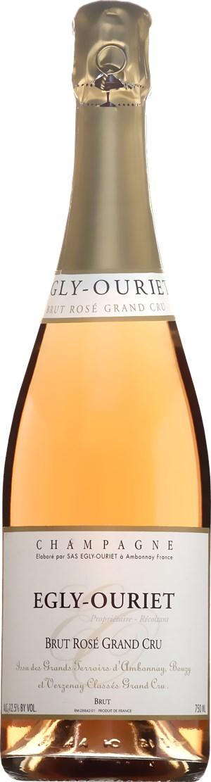 Egly-Ouriet Rosé Grand Cru Brut