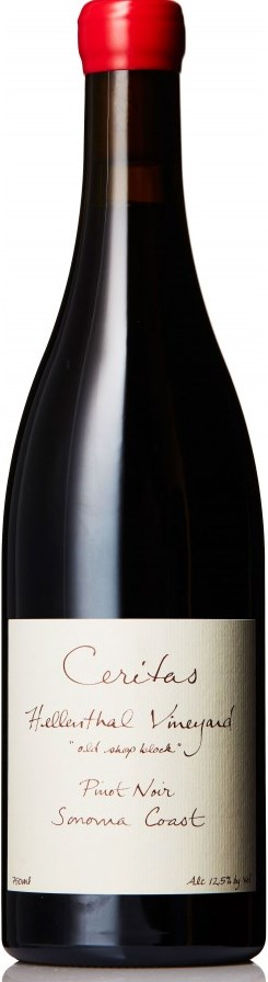 Ceritas Hellenthal Old Shop Block Pinot Noir 2015