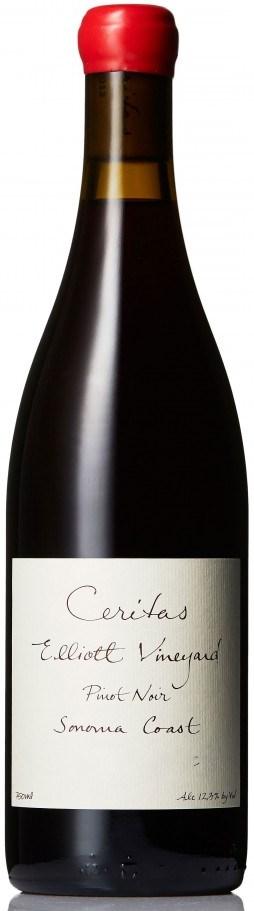 Ceritas Ceritas Elliott Vineyard Pinot Noir 2015