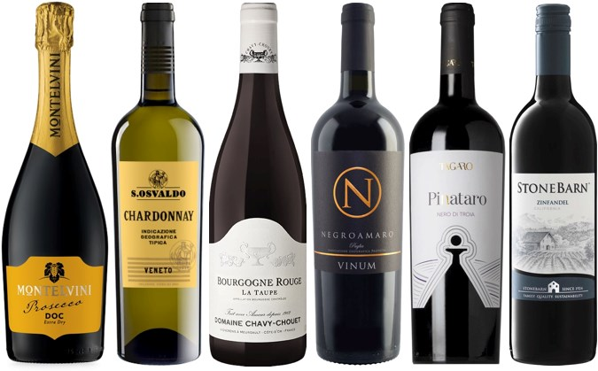 Winefinders Black Fridaylådan