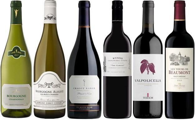 Winefinders Black Fridaylådan Lyx