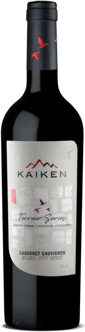 Kaiken Wines Cabernet Sauvignon Terroir Series 2016
