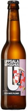 Uppsala Brygghus Czech Mate Pilsner