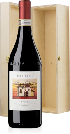 Trediberri Barolo (3 liter) 2013
