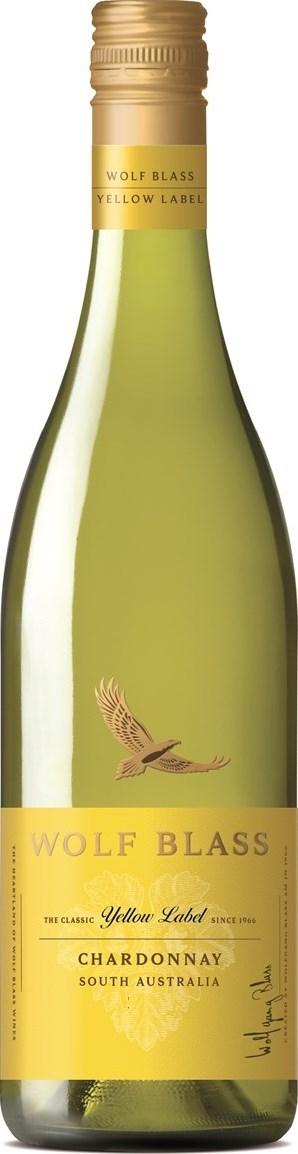 Wolf Blass Yellow Label Chardonnay 2017