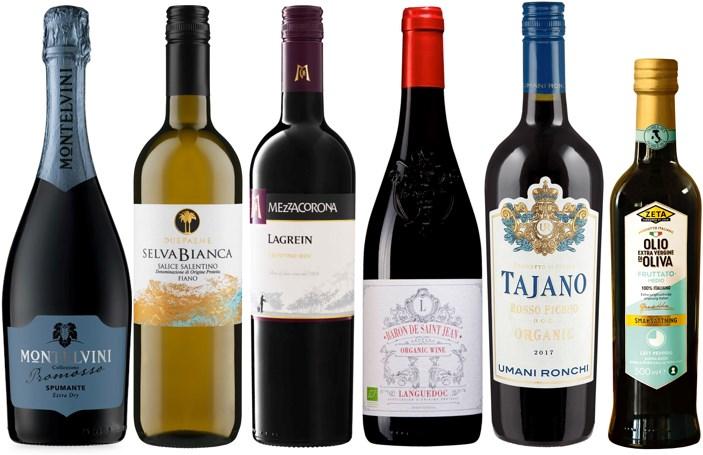 Winefinders Medelhavslådan