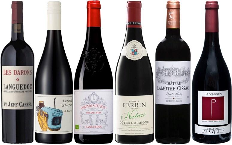 Winefinders Franska pärlor