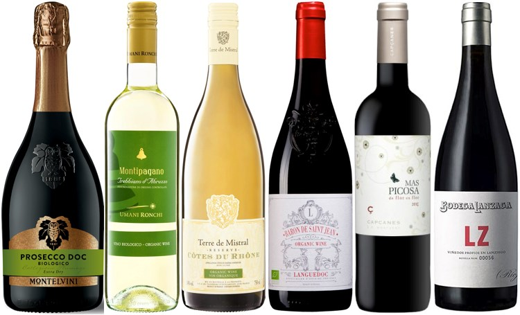 Winefinders Ekologiska lådan Volym 2