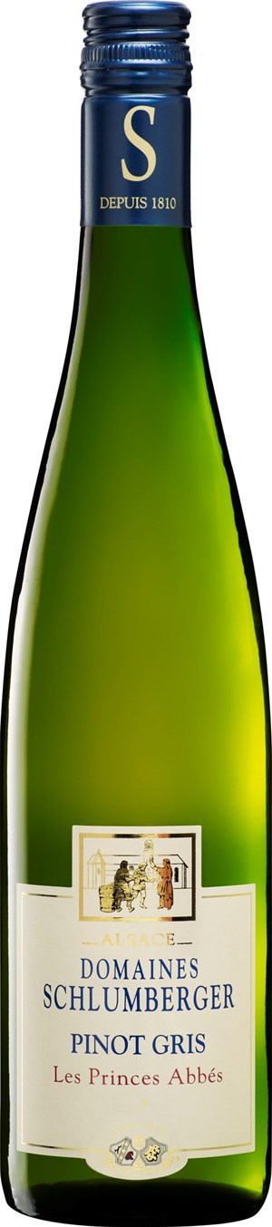 Domaines Schlumberger Pinot Gris Les Princes Abbes 2017
