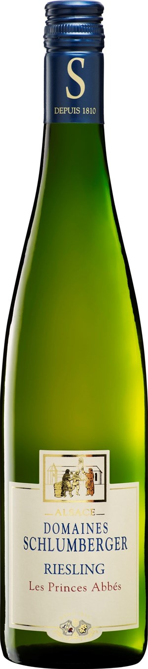Domaines Schlumberger Riesling Les Princes Abbes 2016