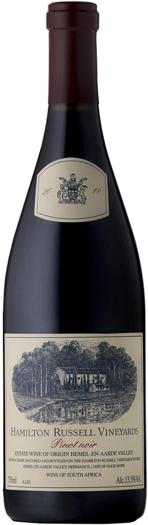 Hamilton Russell Pinot Noir 2018