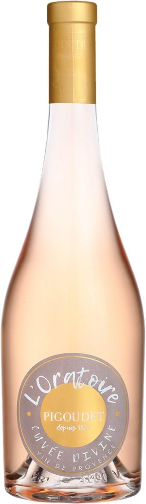 Château Pigoudet L´Oratoire Cuvée Divine Rosé 2018