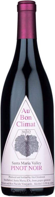 Au Bon Climat Santa Maria Valley Pinot Noir 2016