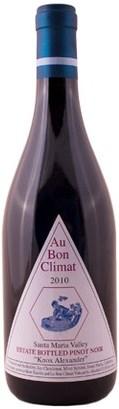 Au Bon Climat Knox Alexander Pinot Noir 2014