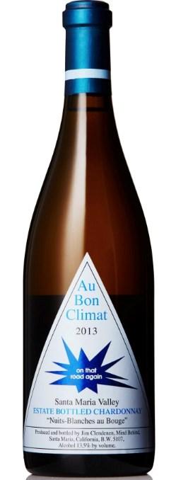 Au Bon Climat Nuits-Blanches au Bauge Chardonnay 2013