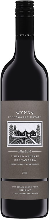 Wynns Coonawarra Estate Michael Shiraz 2012