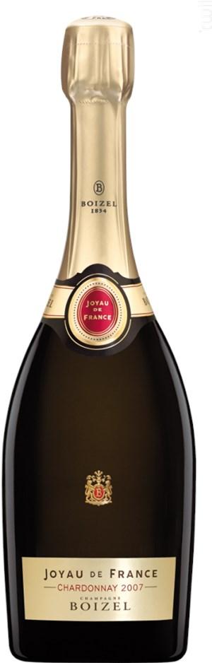 Champagne Boizel Joyau de France Chardonnay 2007