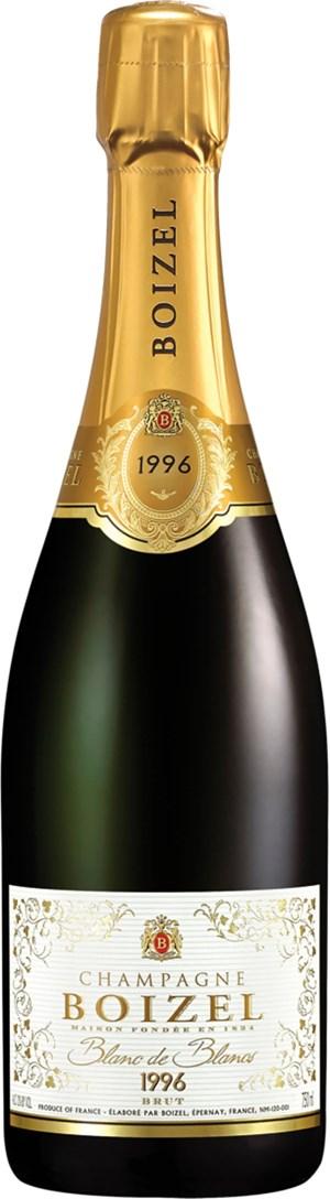 Champagne Boizel Blanc de Blancs 1996