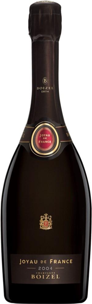 Champagne Boizel Joyau de France 1989