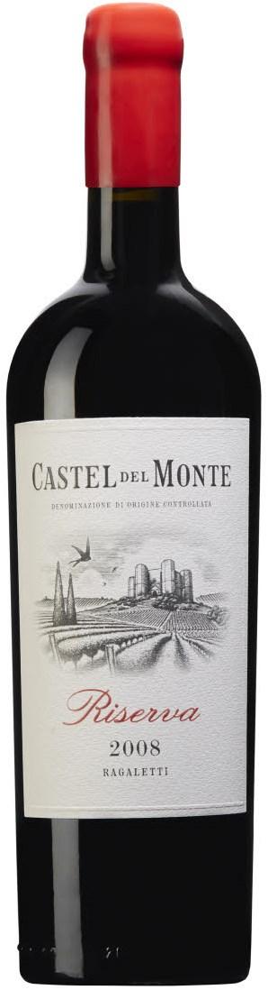Urban Wines Castel del Monte Riserva Ragaletti 2008