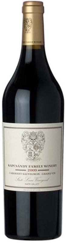 Kapcsándy Family Winery Grand Vin Cabernet Sauvignon 2013