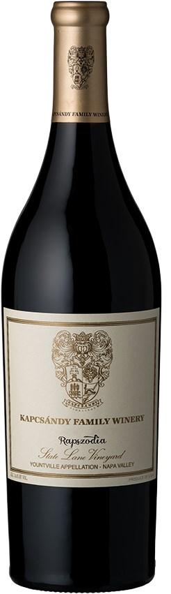 Kapcsándy Family Winery Rapszodia 2013