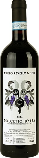 Carlo Revello & Figli Dolcetto d´Alba 2017