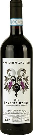 Carlo Revello & Figli Barbera d´Alba Superiore 2018