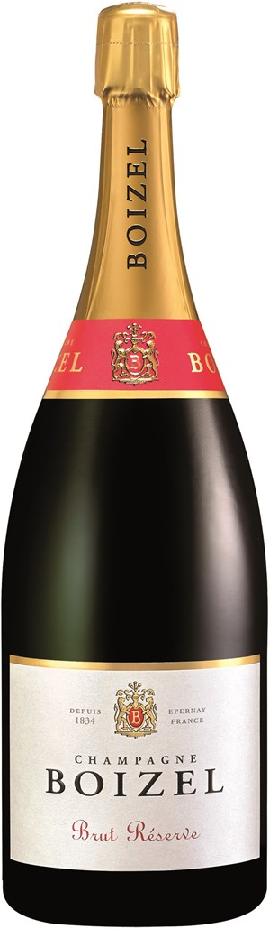 Champagne Boizel Brut Réserve Magnum