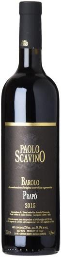 Paolo Scavino Barolo Prapó 2015