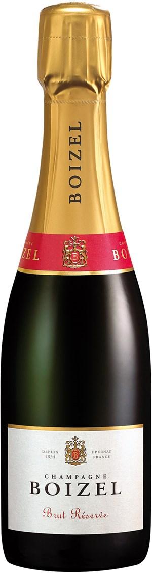 Champagne Boizel Brut Réserve 375 ml