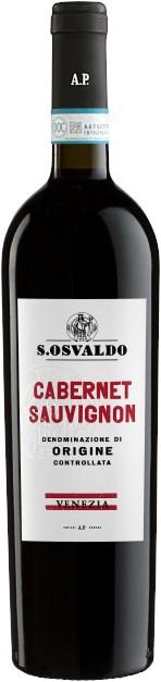 Cantina S.Osvoldo Cabernet Sauvignon DOC Venezia 2018