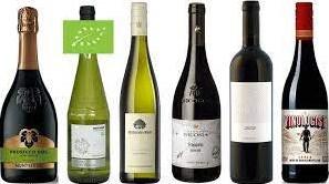 Winefinders Ekologiska lådan