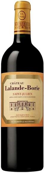Chateau Lalande Borie  2015