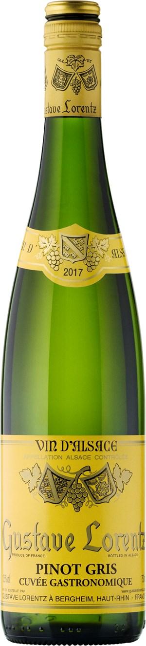 Gustave Lorentz Pinot Gris Cuvée Gastronomique 2017