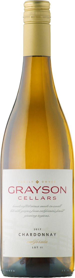 Grayson Cellars Chardonnay LOT 11 2017