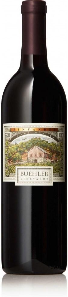 Buehler Vineyards Zinfandel 2015
