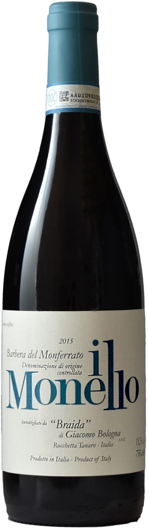 Braida Il Monello Barbera del Monferrato 2015