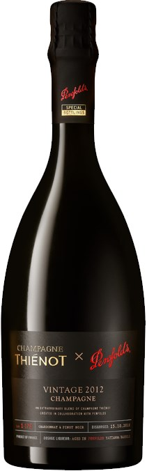 Penfolds Lot. 1-175 Chardonnay Pinot Noir Cuvée 2012
