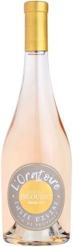 Château Pigoudet L´Oratoire Cuvée Divine Rosé Magnum 2020