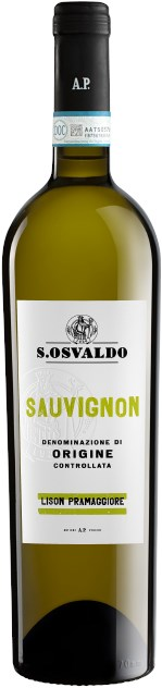 Cantina S.Osvaldo Sauvignon DOC Lison Pramaggiore 2019
